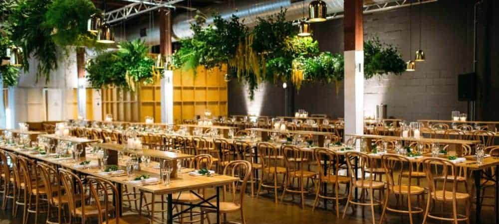 Event spaces in Brisbane