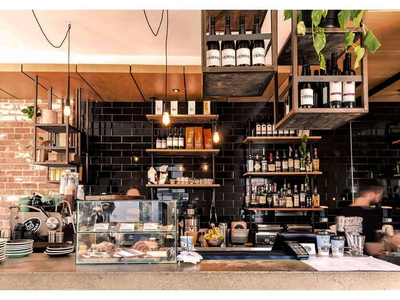 Ambient venue space
