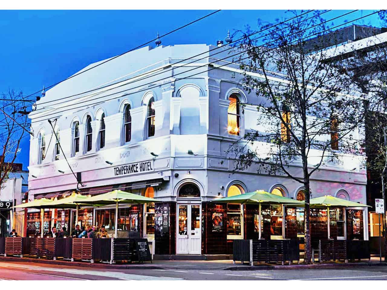 Melbourne venue