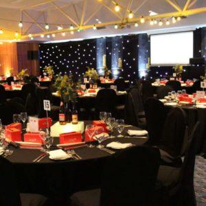 Gala event at WACA