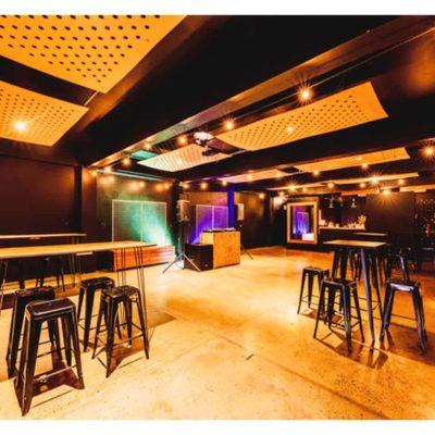 rustic venue