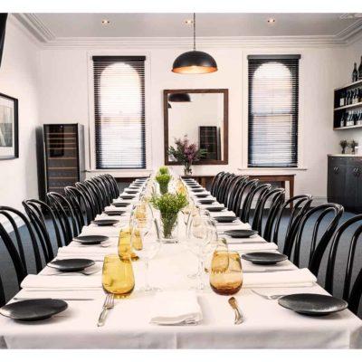 Private dining venues in Melbourne