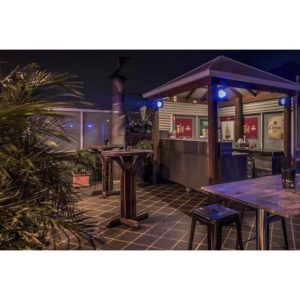 Rooftop function space
