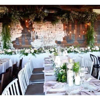 Unique Perth wedding venue