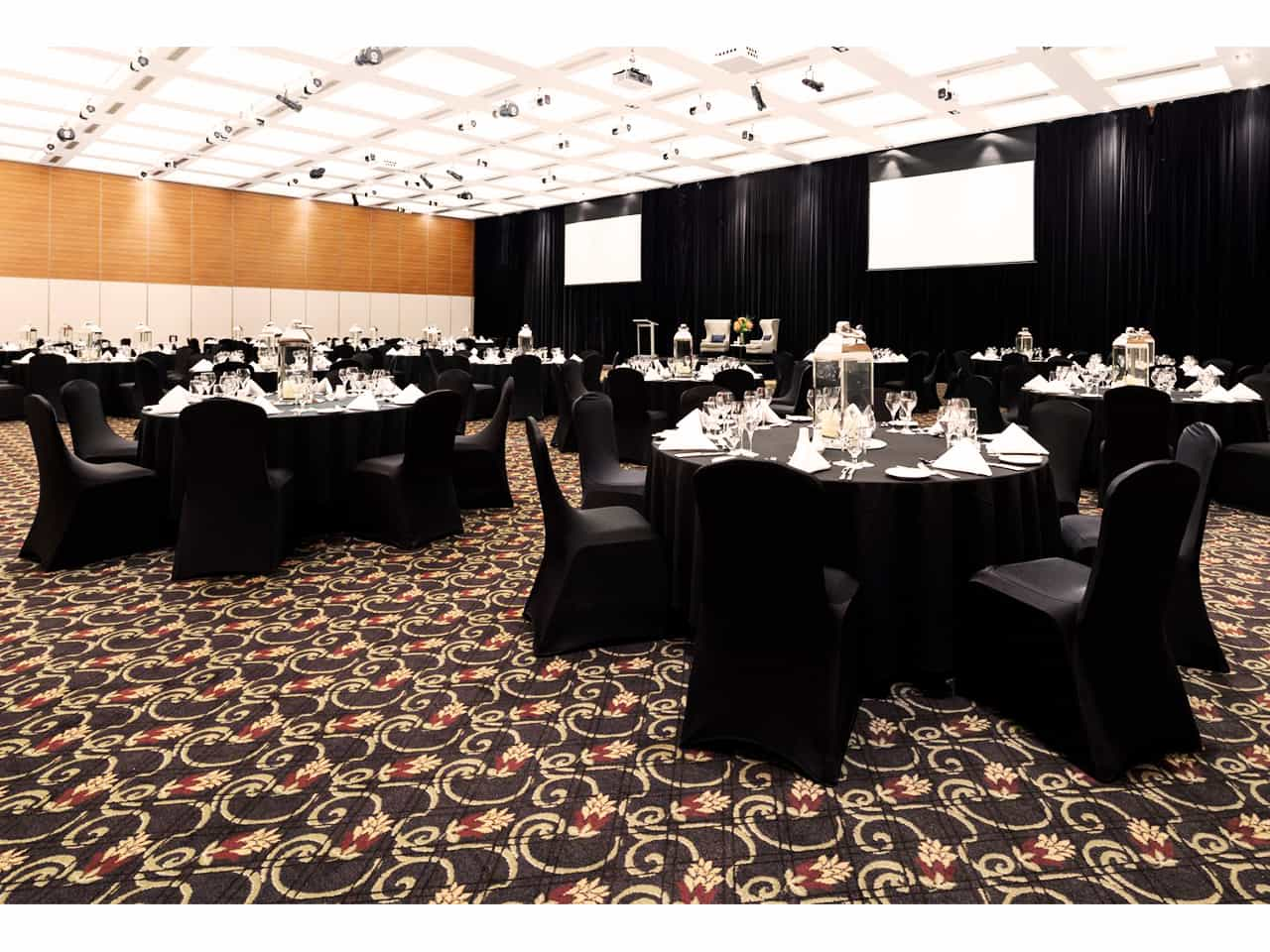 Banquet style function