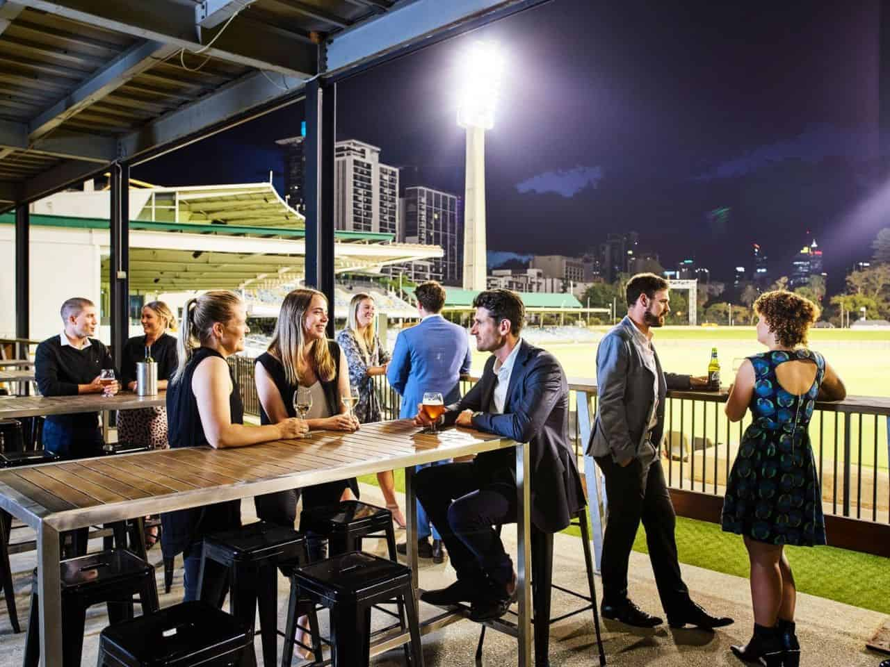 WACA corporate functions