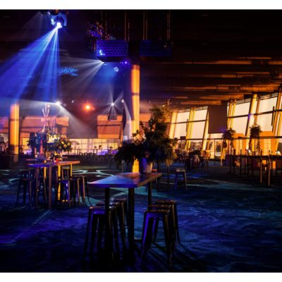Large space for events