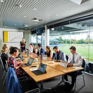 WACA boardroom hire