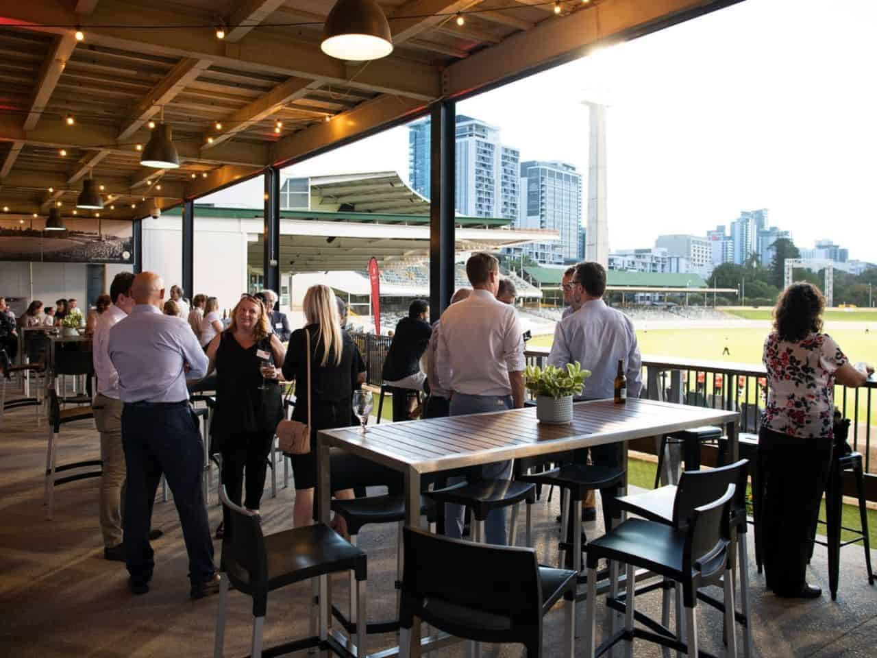 WACA function venue hire