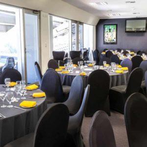banquet event at WACA