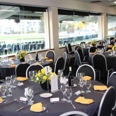 Hold event at the WACA