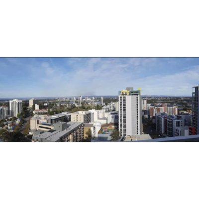 Perth city views