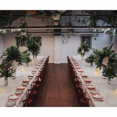 Unique wedding venue