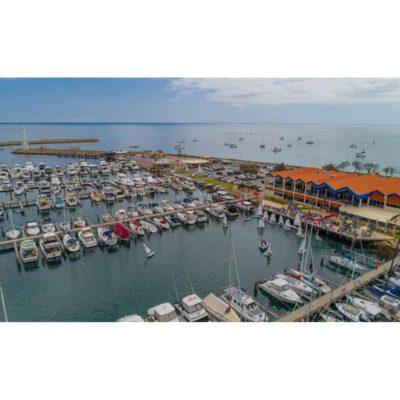Waterfront function venue