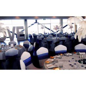 Unique wedding space