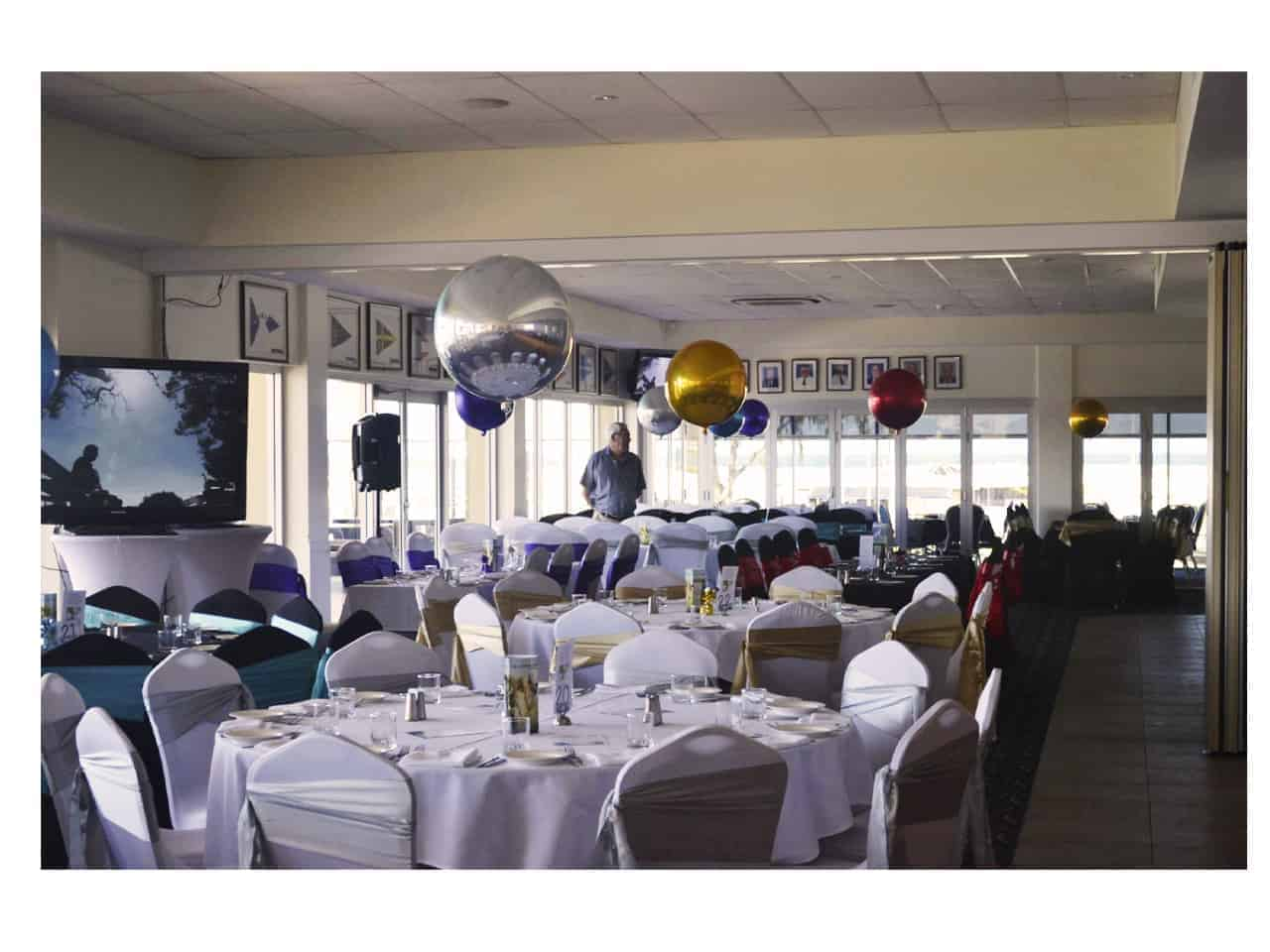 Celebration function space