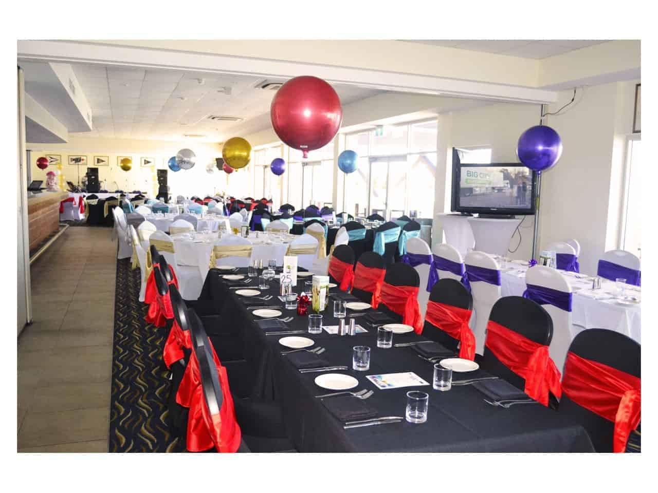 Cocktail function space