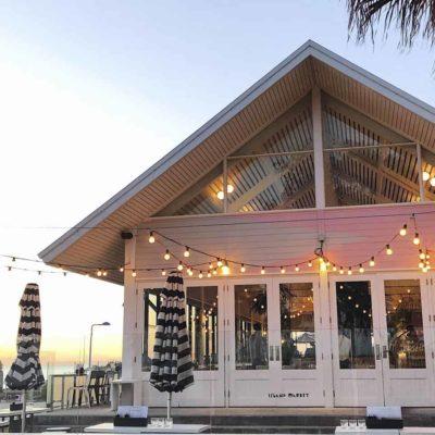 Coastal function venue