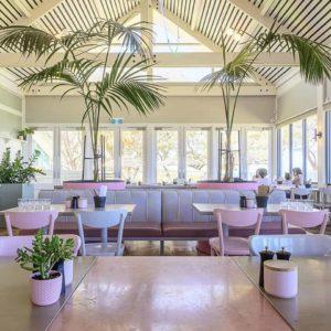 Casual dining venue