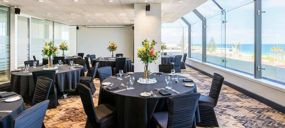 Business events spaces