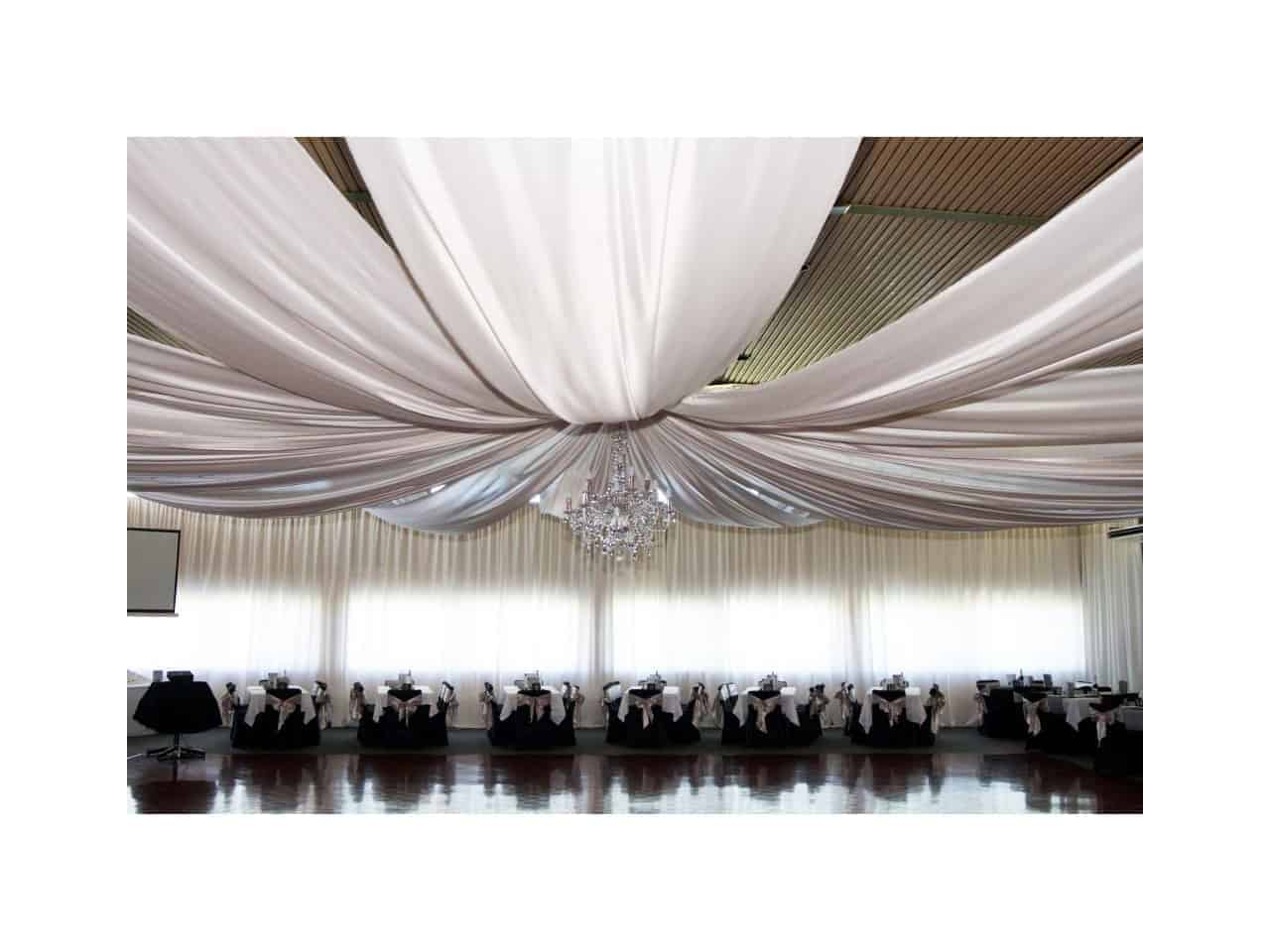 Large function hall