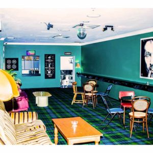 Small function room