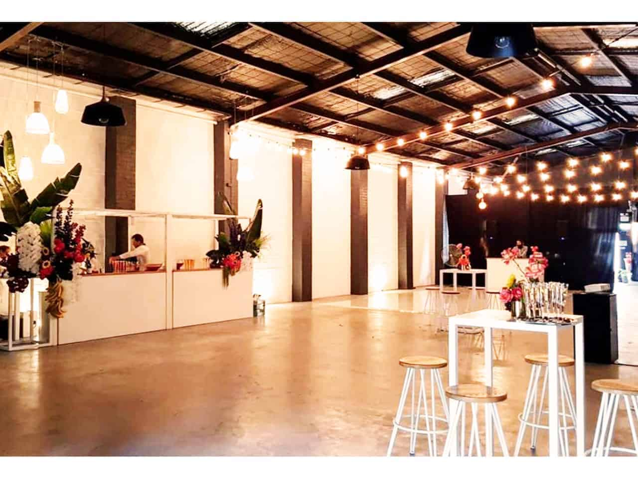 warehouse venue perth