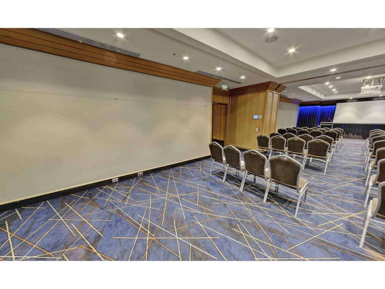 Large conference space