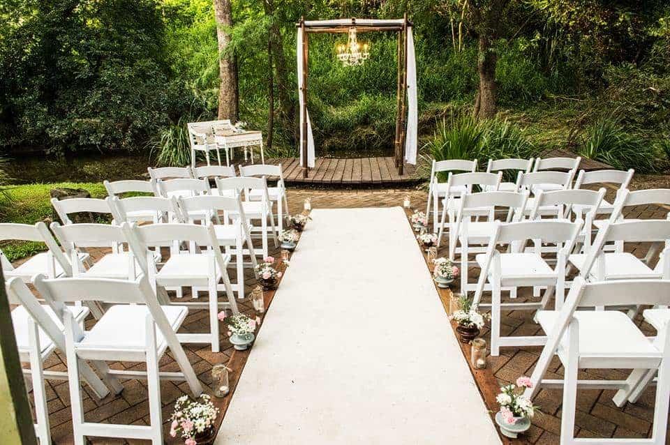 BYO wedding venue