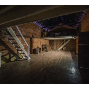 Barn function space