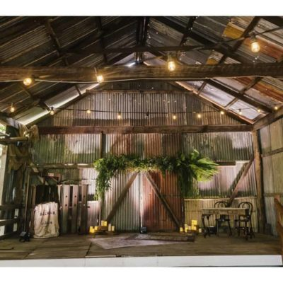 Swan Valley function space