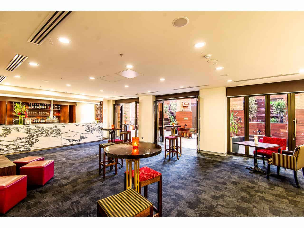 function room in perth city