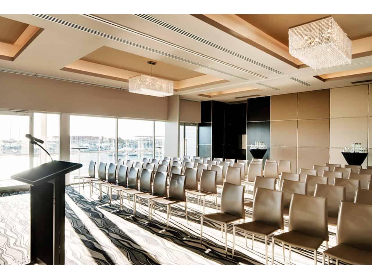 Breakwater meeting room