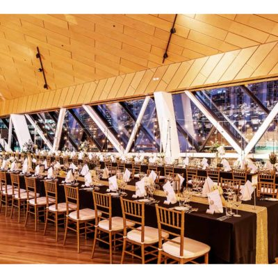 long table venue