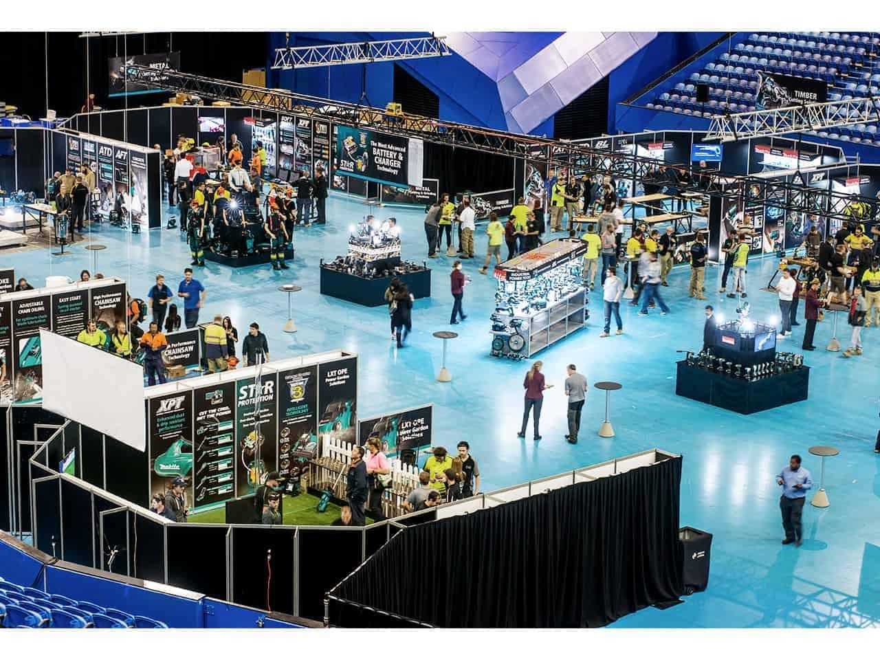 Expo venue