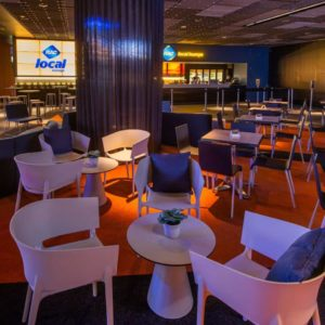 casual event space