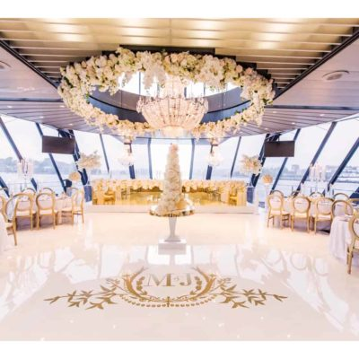 Stylish wedding venue