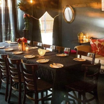 Private group function room