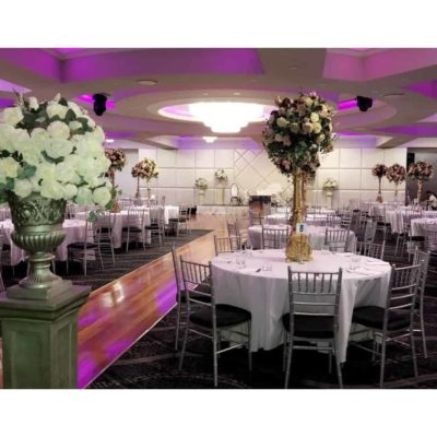Specialist wedding venue