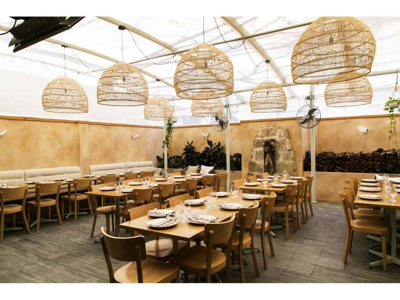Unique dining venue