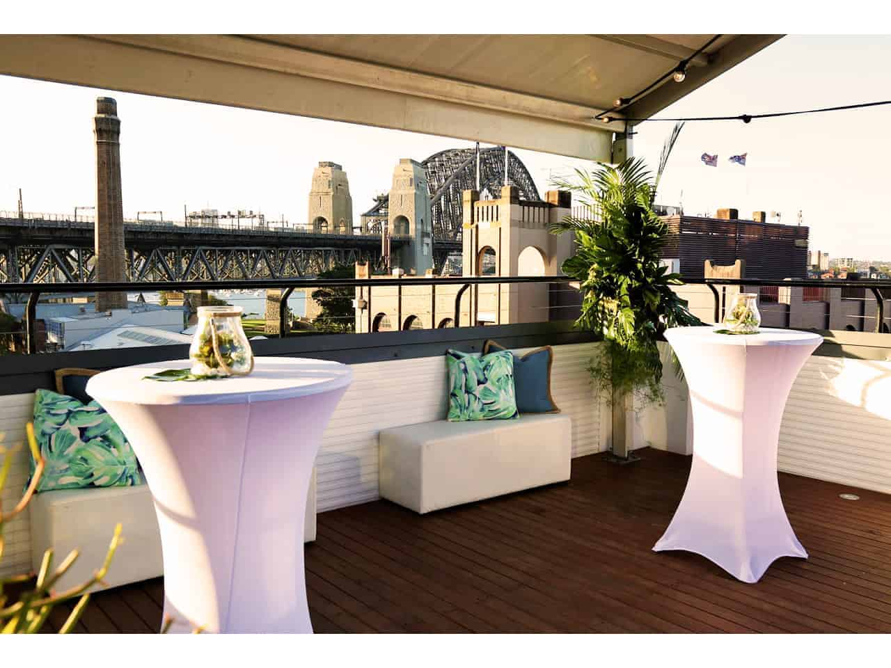 Cocktail style event
