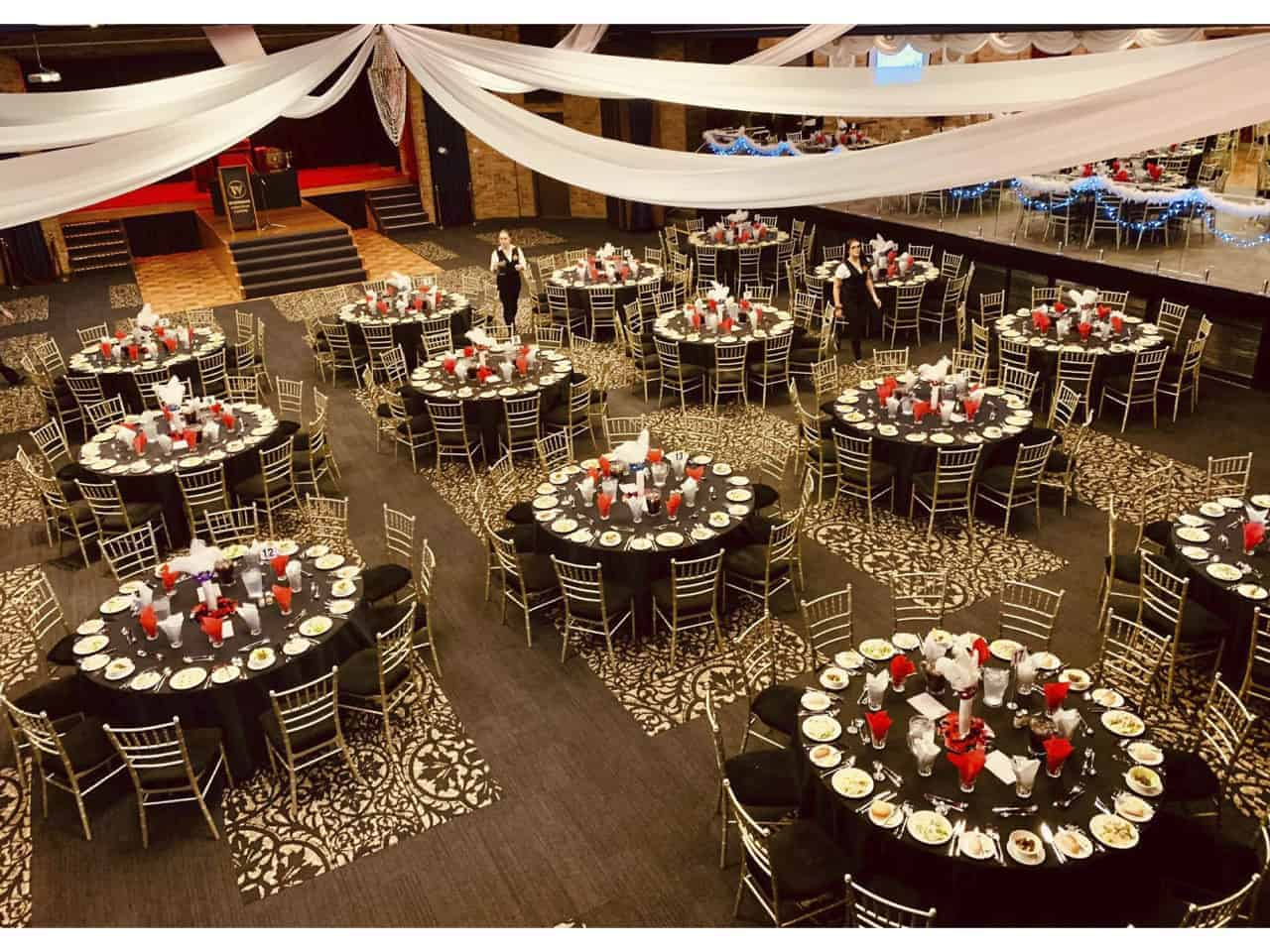 Large function centre
