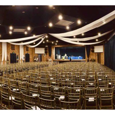 Unique conference centre