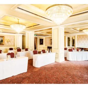 Stunning function space