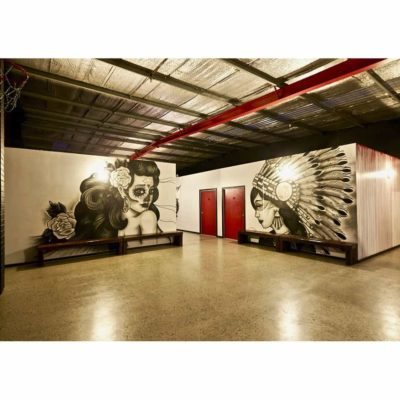 byo warehouse venue