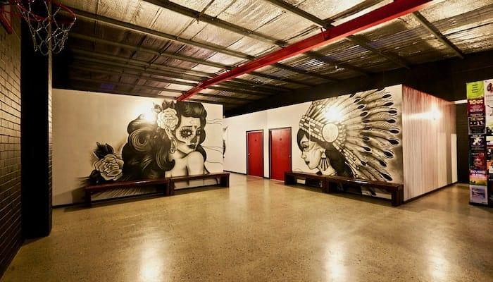 warehouse events venue